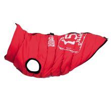 Obleček s postrojem Saint-Malo červený