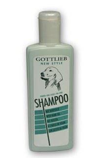 Gottlieb šampón s makadamovým olejem smrkový 300ml VÝPRODEJ