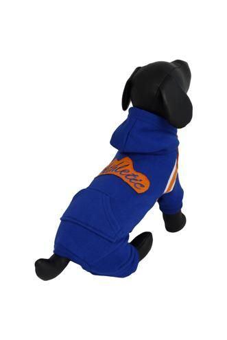 Mikina Sport s kapucí elast.polyest. pes 35cm