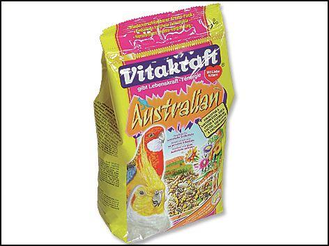 Australian Grosssittiche bag 750g