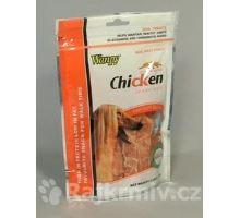 Wanpy Dog pochoutka Jerky Chicken CUT 100g