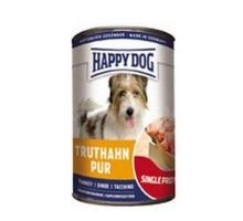 Happy Dog konzerva Truthahn Pur krůtí 400g