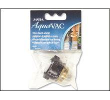 Náhradní mosazná spojka Aqua Vac 1ks