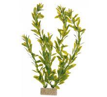 Plastové rostliny s podkladovým pískem 30 cm