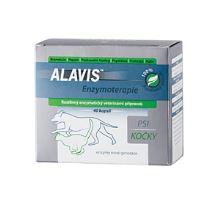 Alavis Enzymoterapie pro psy a kočky 20cps