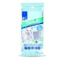 SANICAT čistící ubousky na oči,uši [24ks]Eyes,Ears pro kočky