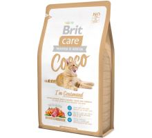 Brit Care Cat Cocco I´m Gourmed 2 balení 7kg