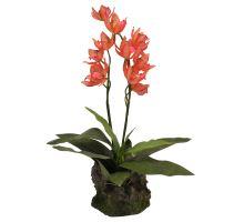Lucky Reptile Orchidej - červená cca 40 cm