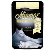 Miamor Cat Ragout Junior kapsa drůbeží 100g