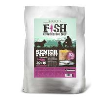 Topstein Fish Crunchies Senior / Light 2 balení 15kg