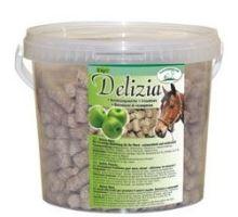 Pochoutka pro koně DELIZIA jablko 3kg kbelík