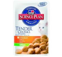 Hill's Feline Kitten kapsička 85g