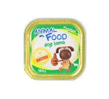 ANIMAL FOOD 150g konz.paštika pes jehněčí