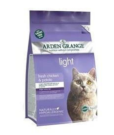Arden Grange Adult Cat Light with Chicken & Potato 2kg
