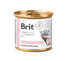Brit VD Cat GF konz. Hypoallergenic 200g