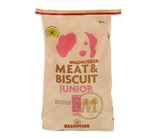 Magnusson Meat&Biscuit Junior 2 balení 10kg