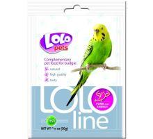LOLOLINE perličky na kondici a energii pro andulky 20 g VÝPRODEJ