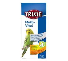 MULTI VITAL - mutivitamin pro ptáky 50ml TRIXIE