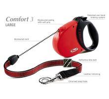 Vyřazeno Vodítko FLEXI Comfort 3 5m/50kg Lanko