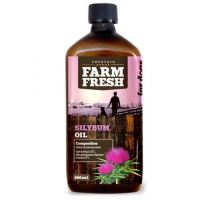 Farm Fresh Silybum oil Ostropestřecový olej 500ml