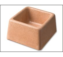 Miska betonová čtvercová 1ks