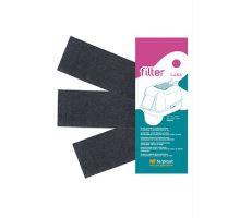 Náhradní filtr uhlíkový k WC pro kočky L483