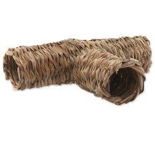 Hnízdo SMALL ANIMAL Potrubí travní pletené 32 x 20 x 10 cm 1ks