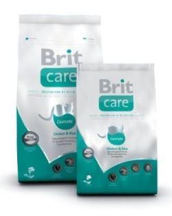 Vyřazeno Brit Care Cat Castrate 7,5kg