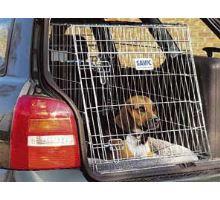 Klec Dog Residence mobil do auta 76x 53x61cm VÝPRODEJ