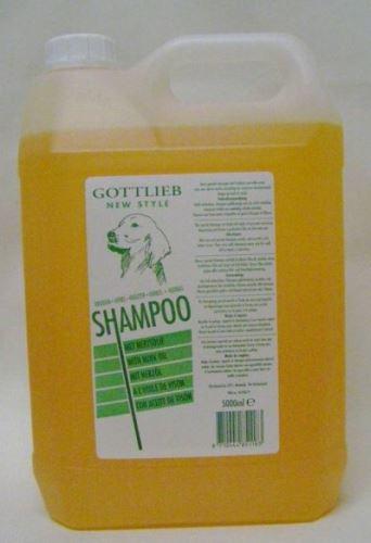Gottlieb Bylinkový šampon 5 l s makadamovým olejem