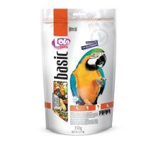 LOLO BASIC kompletní krmivo pro velké papoušky