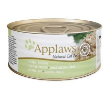APPLAWS kitten chicken 70g