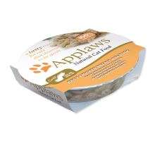 APPLAWS cat juicy chicken breast with duck 60g kalíšek