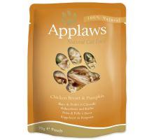 APPLAWS cat chicken & pumpkin 70g kapsička