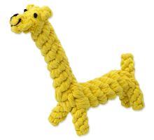 Hračka DOG FANTASY Žirafa 16 cm 1ks