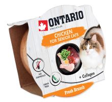 Kalíšek ONTARIO Fresh Brunch Senior Chicken 80g