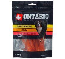ONTARIO snack soft chicken jerky 70g