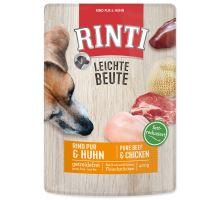 Kapsička RINTI Leichte Beute hovězí + kuře