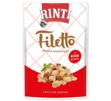 Kapsička RINTI Filetto kuře + hovězí v želé