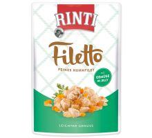 Kapsička RINTI Filetto kuře + zelenina v želé