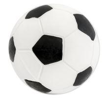 DOG FANTASY Latex fotbalový míč se zvukem 10 cm 1ks