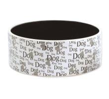 DOG FANTASY keramická miska potisk Dog 20 cm 1400ml