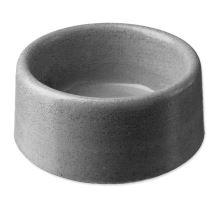 Miska BE-MI betonová kulatá 26 cm 4l