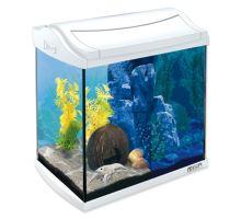 Akvárium set TETRA AquaArt LED bílé 35 x 25 x 35 cm 30l